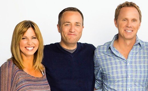 Now it's 'Eric in the Morning with Melissa & Whip'